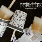 Arnold Palmer Popsicles