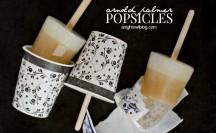 Arnold Palmer Popsicles | anightowlblog.com