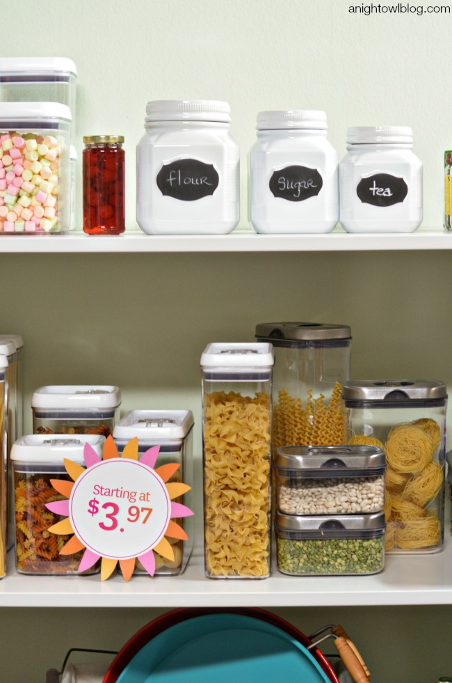Pantry Organization | Better Homes and Gardens products available at Walmart