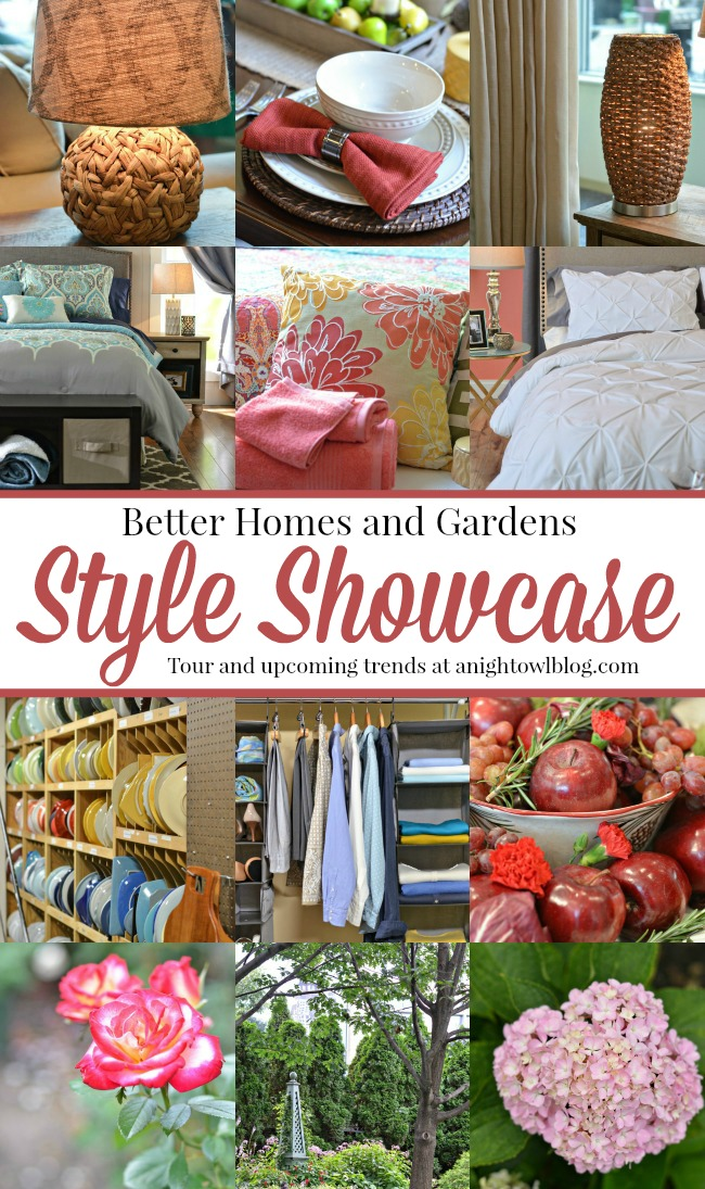 Better Homes and Gardens Style Showcase | anightowlblog.com