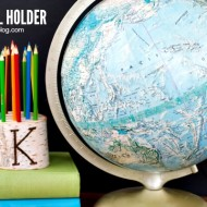 DIY Pencil Holder Teacher Gift