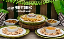 Easy Entertaining Ideas with Pacific Foods | anightowlblog.com