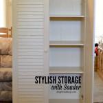 Stylish Storage with Sauder