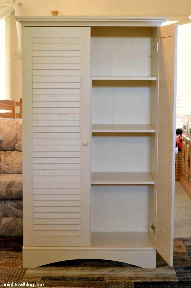 Stylish Storage with Sauder | anightowlblog.com