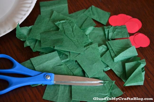 Apple Tree Kids Craft | anightowlblog.com