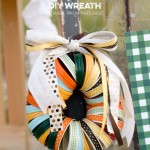DIY Fall Wreath and More | Autumn Market