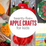 Amazing Apple Crafts for Kids