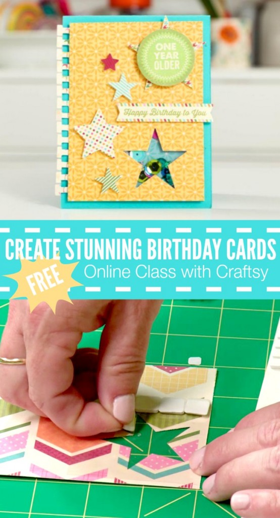 Create Stunning Birthday Cards with Craftsy – Create Birthday Cards