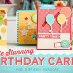Create Stunning Birthday Cards with Craftsy