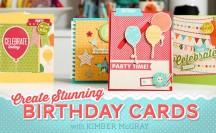 Craftsy Create Stunning Birthday Cards | anightowlblog.com