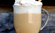 Spiked Pumpkin Spice Latte | anightowlblog.com