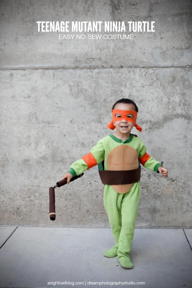 Easy teenage mutant ninja turtle costume a night owl easy teenage mutant ninja turtle costume anightowlblog solutioingenieria Images