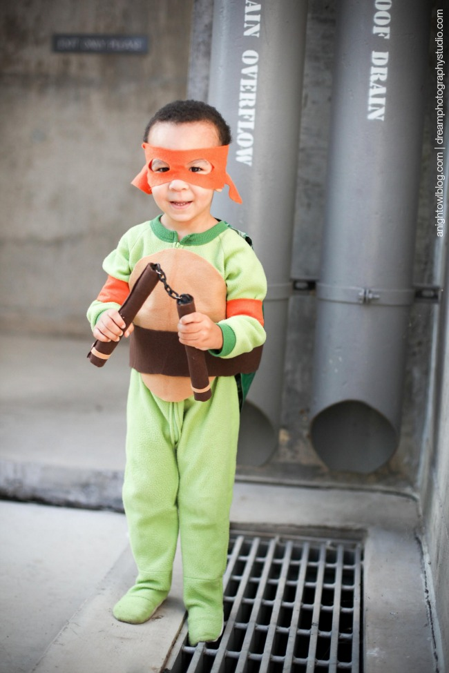Easy teenage mutant ninja turtle costume a night owl easy teenage mutant ninja turtle costume anightowlblog solutioingenieria Gallery