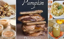 12 Pumpkin Recipes | anightowlblog.com