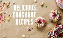 Delicious Doughnut Recipes | FREE #Craftsy eGuide!