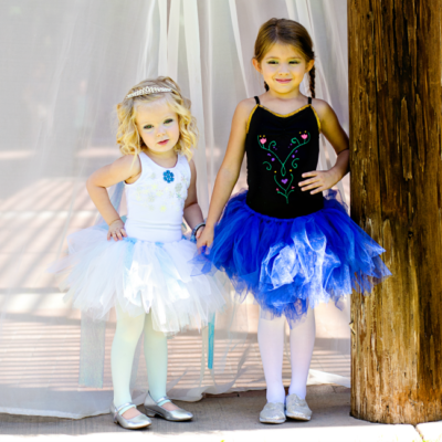 DIY Frozen Halloween Costumes | anightowlblog.com
