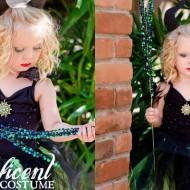 Maleficent Halloween Costume