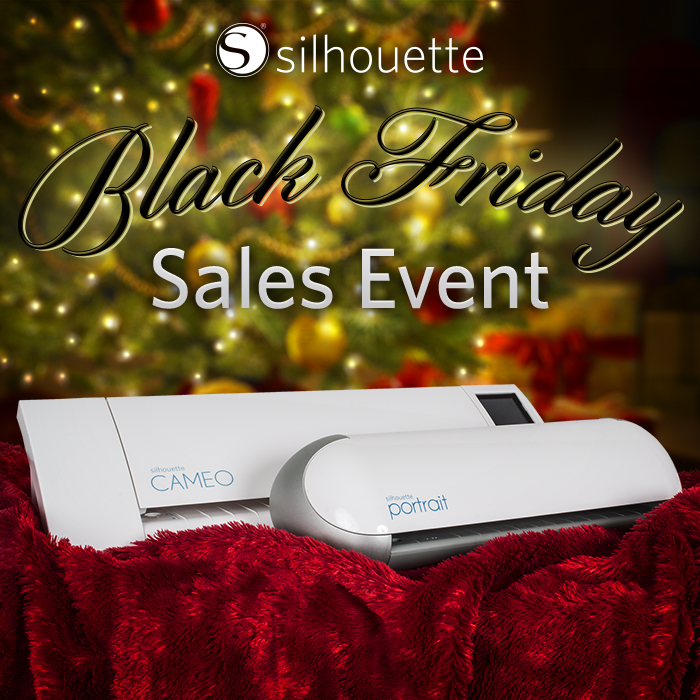 Silhouette Black Friday Deals and Giveaway | anightowlblog.com