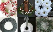 15 New and Amazing Christmas Wreaths | anightowlblog.com