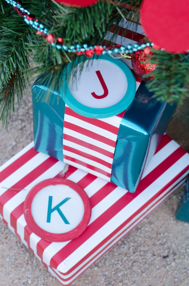 DIY Christmas Ornaments and Gift Tags