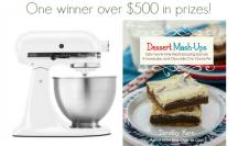 Holiday Baking Giveaway | anightowlblog.com