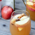 Mulled Apple Cider Sangria