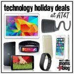 Technology Holiday Deals at AT&T