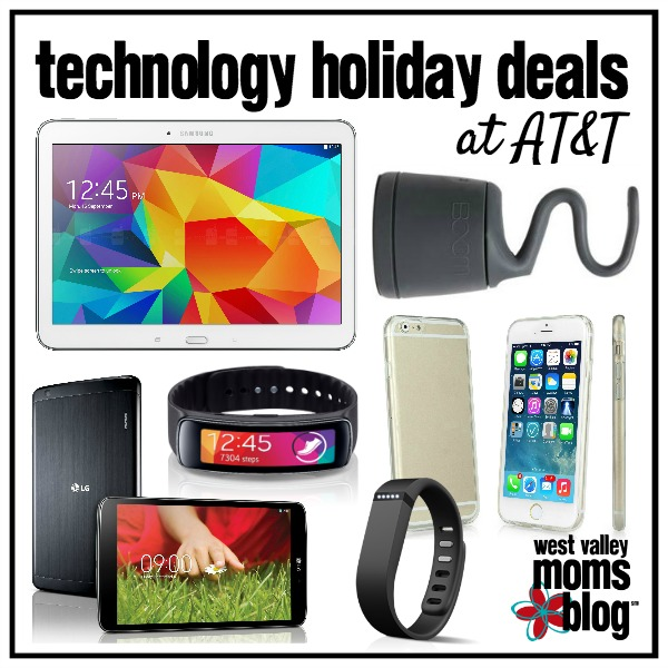AT&T Technology Holiday Deals