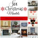 Christmas Crafts & Mantels | Monday Funday