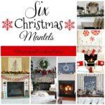 Christmas Crafts & Mantels | Monday Funday