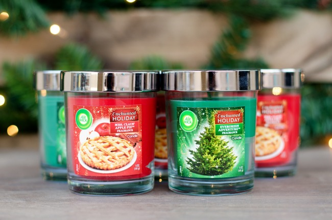 Air Wick Enchanted Holiday Collection