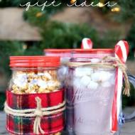 Easy Mason Jar Gifts