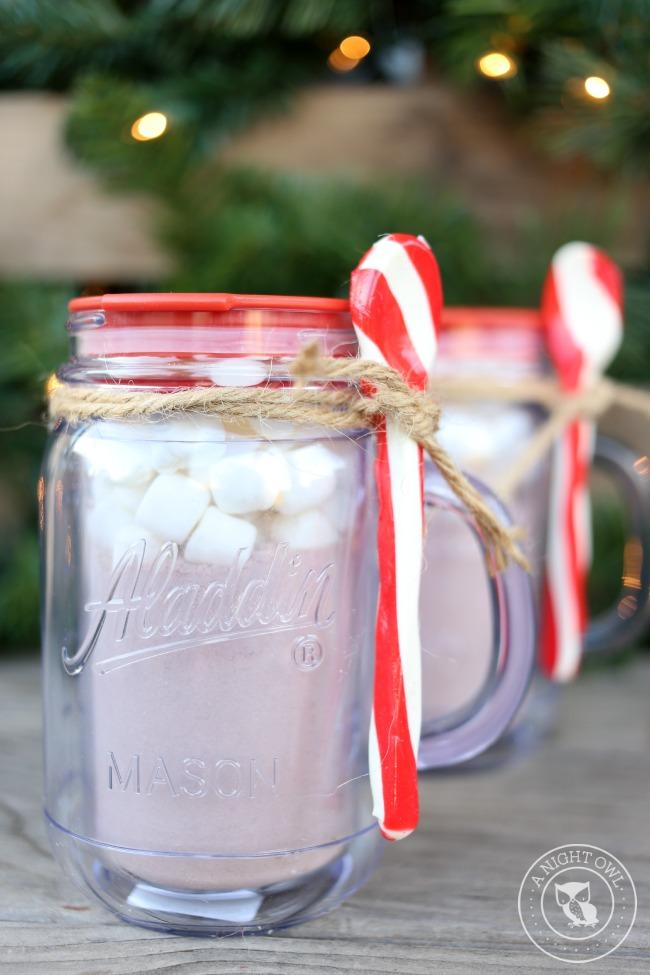 easy mason jar gifts anightowlblogcom