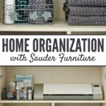 Home Organization with Sauder