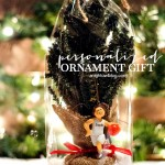 Personalized Ornament Gift Idea