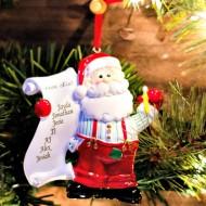 Personalized Ornament Gift Idea