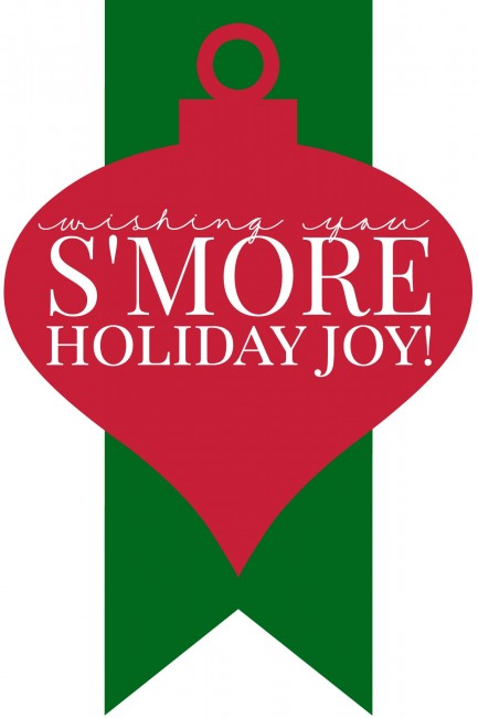 Wishing You S'more Holiday Joy!