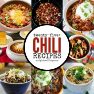 25+ Scrumptious Chili Recipes