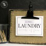 Stylish Laundry Room Storage Ideas