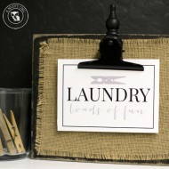 Stylish Laundry Room Storage Ideas