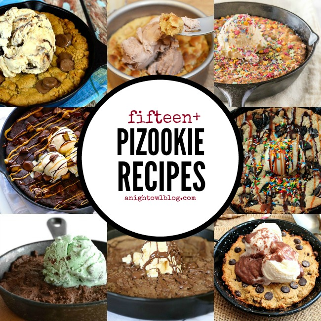 15+ Delicious Pizookie Recipes | A Night Owl Blog