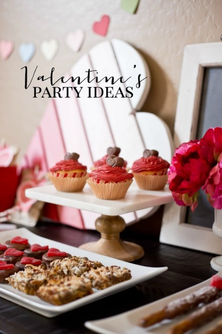 Valentines Party Ideas | anightowlblog.com