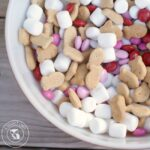 Valentine's S'mores Snack Mix