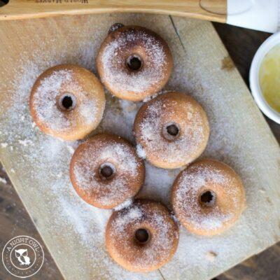 Baked Cake Donuts | anightowlblog.com