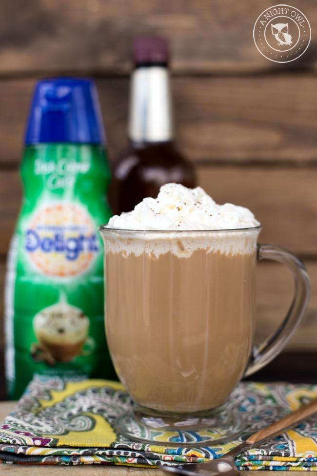Creamy Irish Coffee | anightowlblog.com