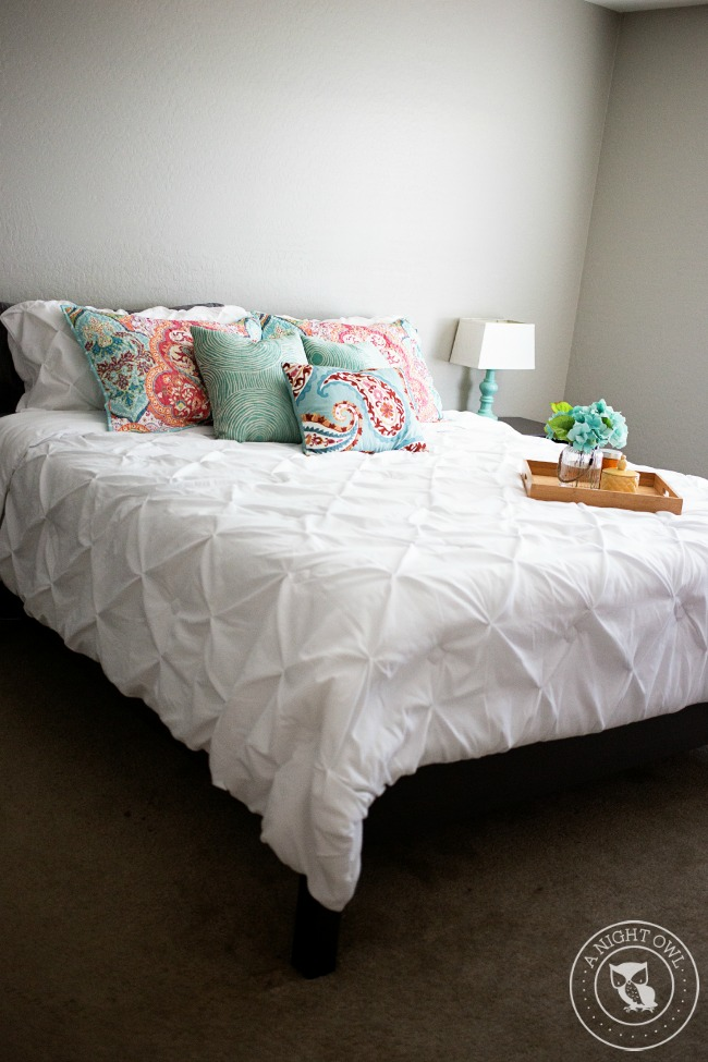Colorful Bedroom Refresh With Bhg A Night Owl Blog
