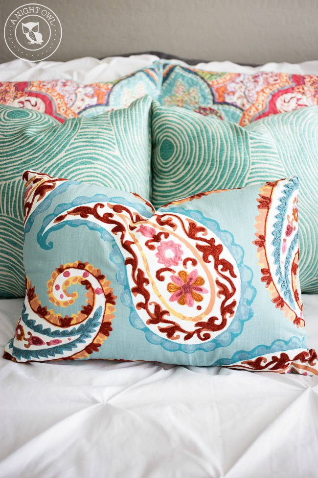 Elegant Refresh your space with COLOR for spring