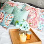 Colorful Bedroom Refresh with BHG