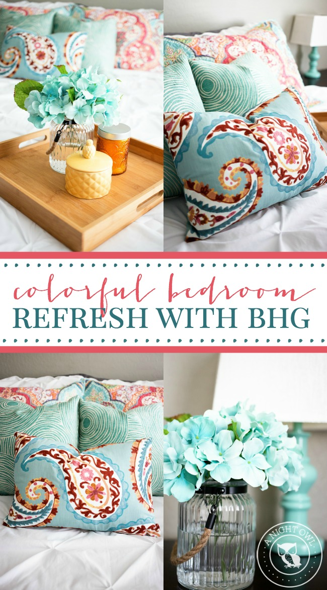 Fancy Refresh your space with COLOR for spring