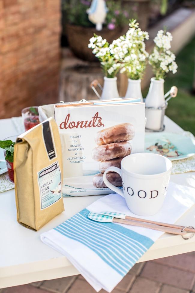Adult Coffee Easter Basket | anightowlblog.com